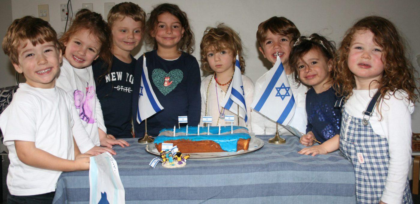 Pre-School Jewish life