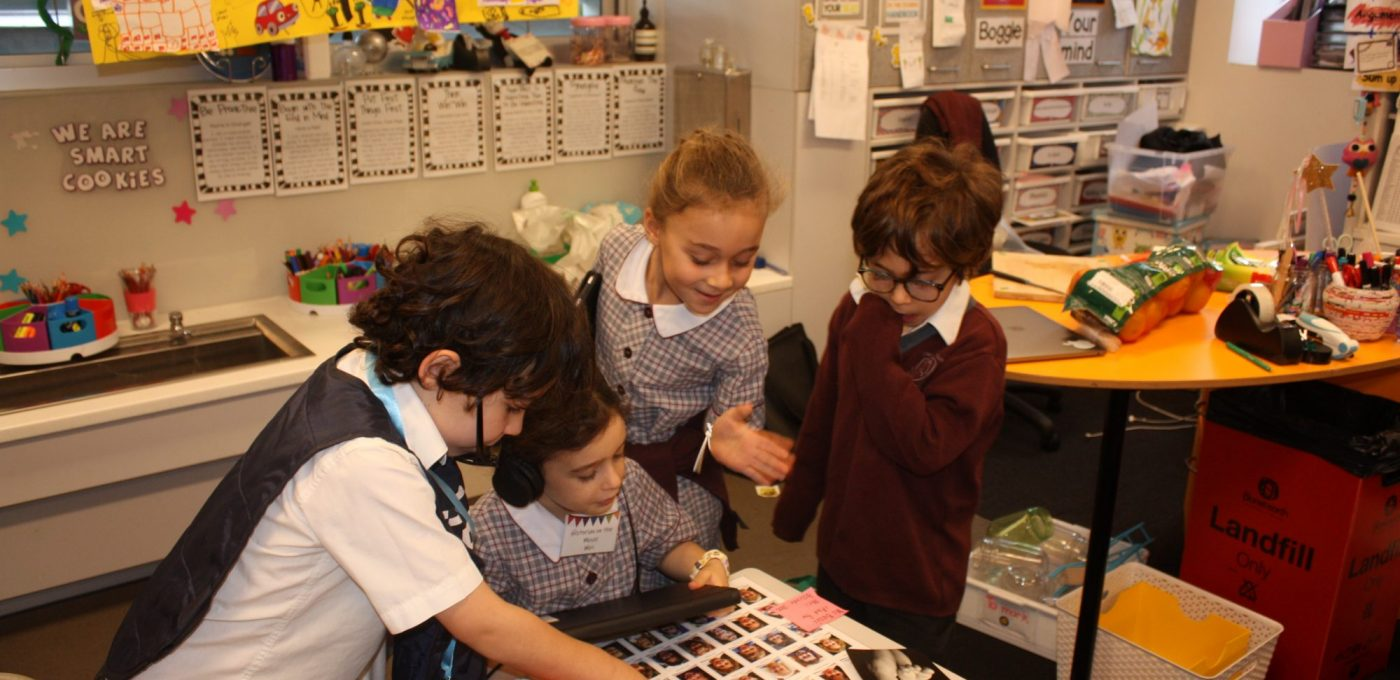 Primary School Learning | Emanuel School